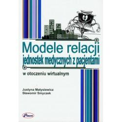Modele relacji jednostek medycznych z pacjentami w otoczeniu wirtualnym